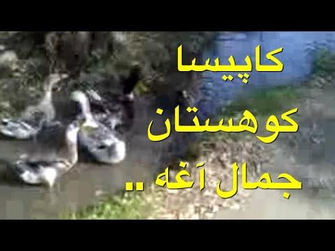 جمال آغه ، يكى از مربوطات ولايت كاپيسا ، افغانستان