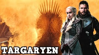 Game of Thrones Second Prequel Breakdown - Targaryens and Dragons