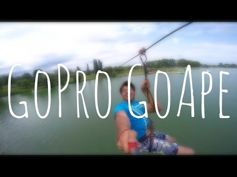 GOPRO GOAPE - Les Aventuries De St Jean | FRANCE (Daily Travel Vlog 68)