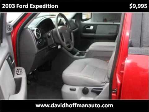 2003 Ford Expedition Used Cars Rochester NY
