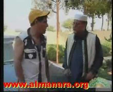 حلقة تمتيع في مسلسل عل ماشي LIBYAN FUNNY SHOW