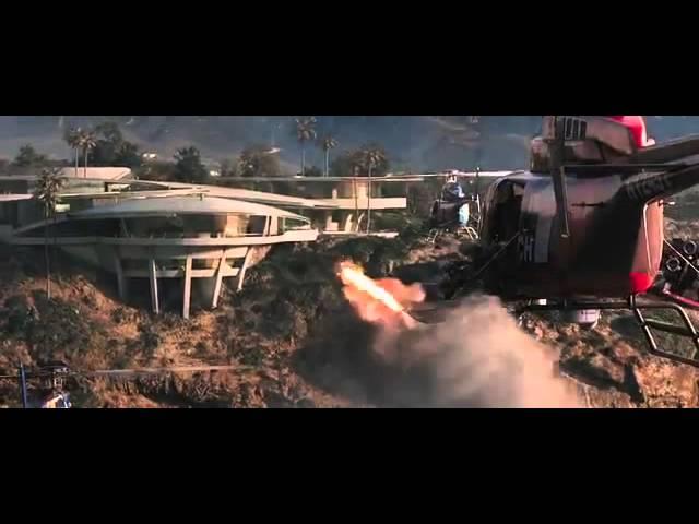 IRON MAN 3 - Teaser Trailer (CZ dabing)