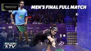 Squash: England v France - Women's World Team Champs 2018 - Semi-Final
