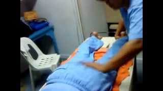 SHIATSU MASSAGE (Part 4) by MedsSan.Manila