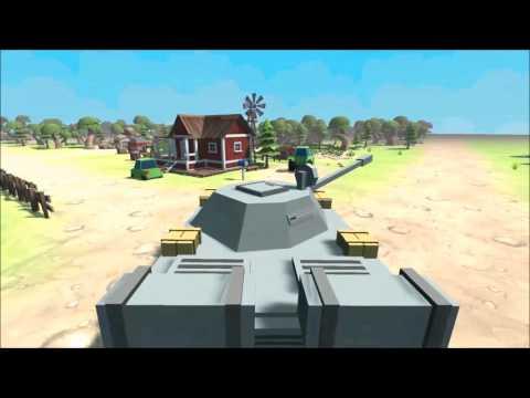 Head Shot Farm Map Tank