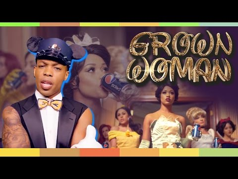 Grown Woman By Todrick Hall video