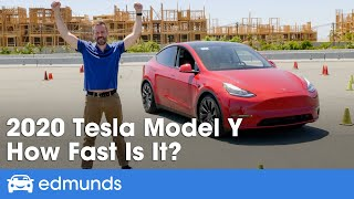 Tesla Model Y Review and Testing — How Fast Is the Model Y Performance?