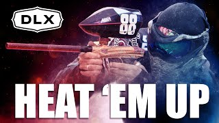 Heat 'Em Up - Houston Heat Professional Paintball