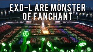 EXO-L are Monster of Fanchant? (EXO-L Amazing Fandom)