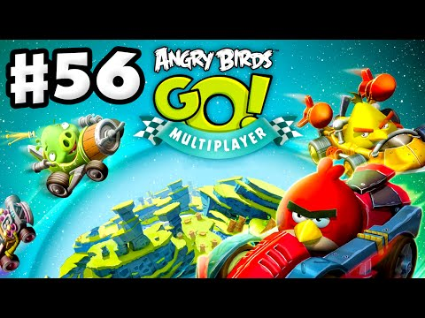 Angry Birds Go! Gameplay Walkthrough Part 56 - Team Multiplayer! (iOS, Android)