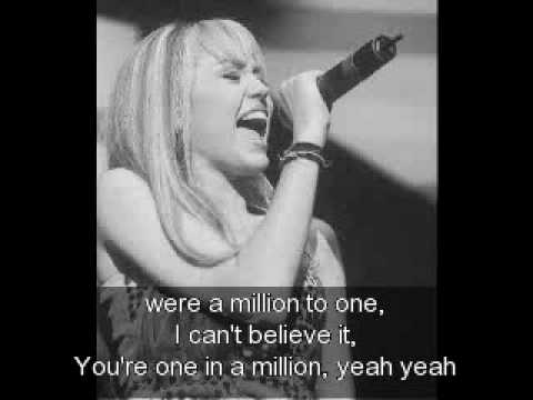 Hannah Montana - One In A Million [instrumental] video