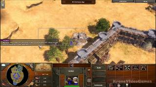 Age of Empires 3 Gameplay PC HD