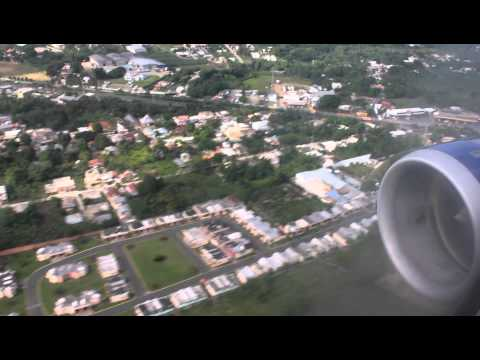 jetblue airways landing at sti santiago dominican republic mdst