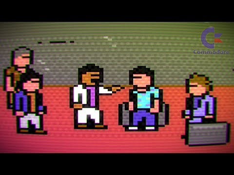 GTA: Vice City - Final Mission (C64 Version)