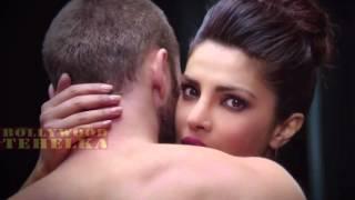The kissing scene between Quantico's (Priyanka Chopra) and (Jake McLaughlin) gone viral.