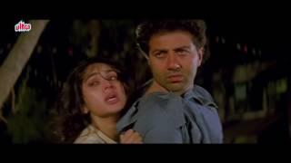 Damini - Lightning | Trailer | Sunny Deol | Meenakshi Sheshadri | Rishi Kapoor | Hindi Movie