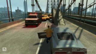 "GTA IV ""Gone in 60 Seconds"" [HD]"