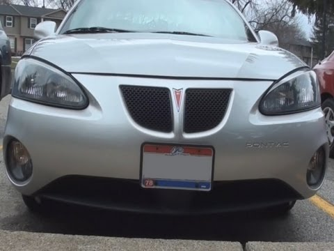2008 Pontiac Grand Prix Power Steering Leak How To