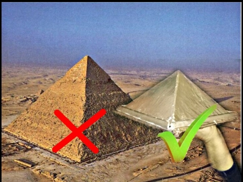 Как сделать пирамиду Z