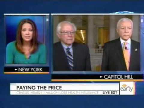 CBS: Poverty & Health Care