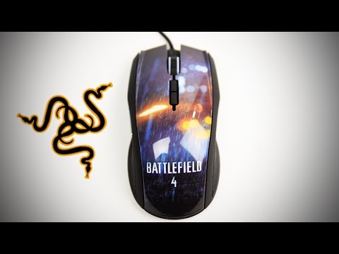 Razer Taipan Battlefield 4 Collector's Edition Unboxing & Review