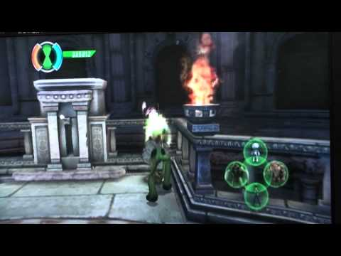Ben10 Ultimate Alien Cosmic Destruction (UACD): Wii Review