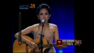 download lagu Grand Final Rising Star Indonesia: Ghaitsa Kenang - Angel gratis