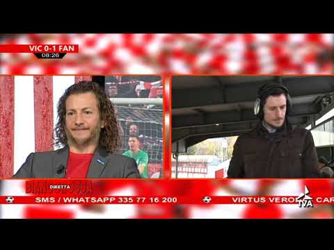 Tva_vicenza_diretta_biancorossa_24112019 Youtube