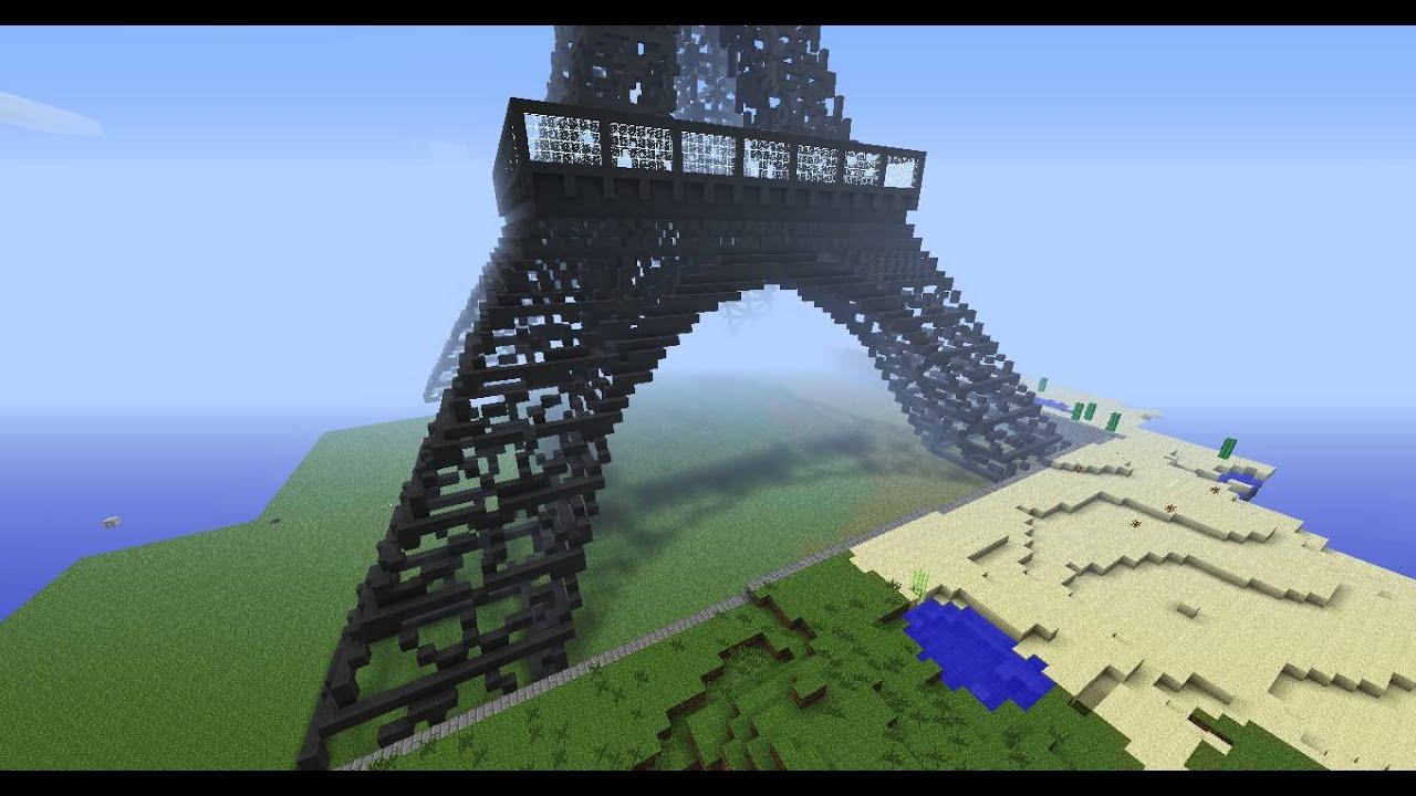 видео про эльфивую башню в майнкрафт #10