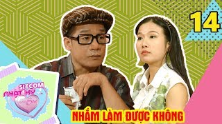 NEWLYWEDS DIARY  EP 14 UNCUT  Minh Nhi has headache because of looking for a job for Thuy Duong