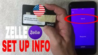 ✅  How To Register And Set Up Zelle App 🔴