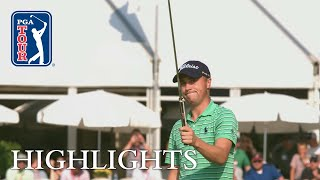 Highlights Round 4 Wgc Bridgestone 2018