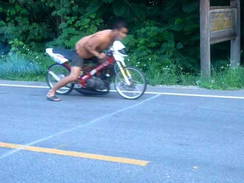 Drag Bike : Aun Motor Lamphun Thailand Music Videos