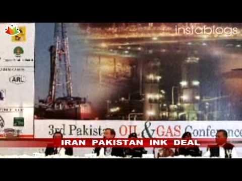 Iran Pakistan gas pipeline