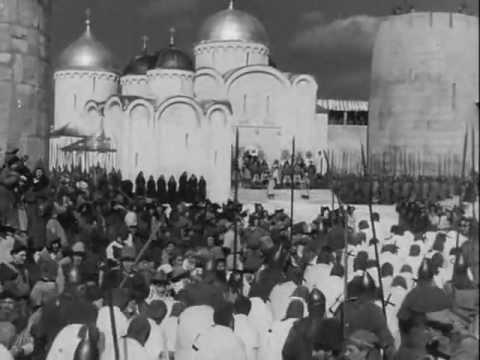 Воскресение, Константин Никольский - Новгородский пир