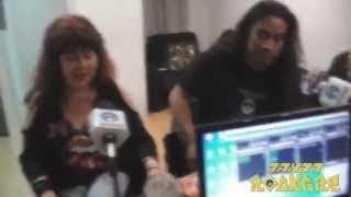 PROGRAMA 43. BANDA ROCKERA RADIO Desde La Redacción: El Armónicas y Loba