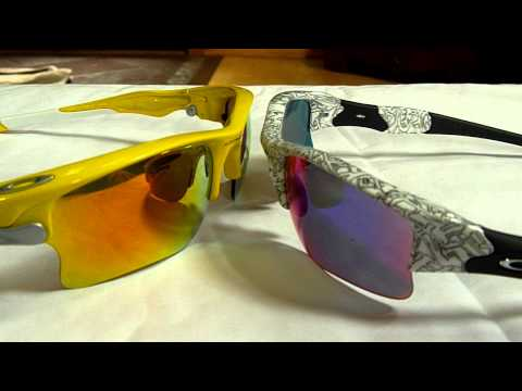 Oakley Fast Jacket versus Oakley Flak Jacket