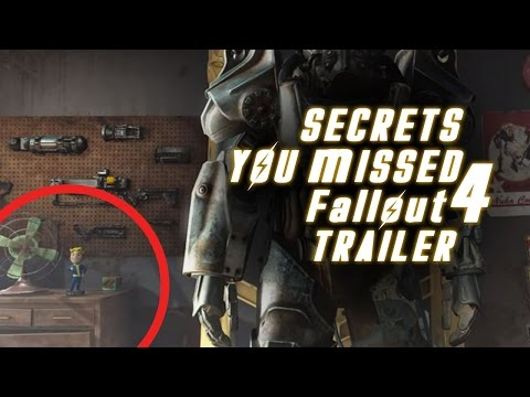Fallout 4: 10 Things You Probably Missed In The Trailer