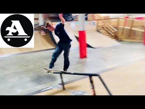 AIN Raw talent - CJ SMITH at Skaters Edge
