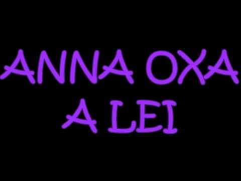 Oxa Anna - A Lei