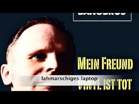 Herbert Grönemeyer Und Bangbros - Mein Freund Vinyl Ist Tot video