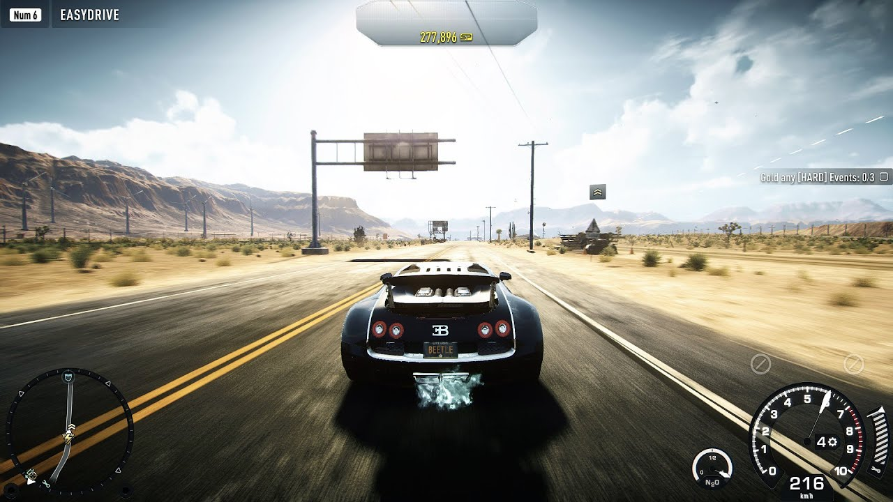 bugatti max speed nfs rivals bugatti veyron 415km h youtube need for speed hot pursuit xbox 360. Black Bedroom Furniture Sets. Home Design Ideas