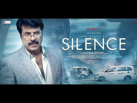 Silence Triller  Mammootty  Malayalam New Movies Slince Official Triller video