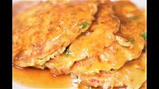 BETTER THAN TAKEOUT AND EASY - Egg Foo Young