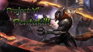League of Legends - MrsJavien (Aram Pentakill)