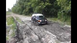jeep wrangler unlimited vs fj cruiser