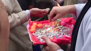 Video rót đồng đúc chuông chùa Thuần Lương