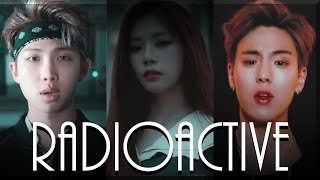 [FMV] RADIOACTIVE || BTS x Dreamcatcher x MONSTA X