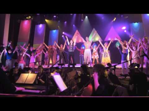 Marmion Academy presents Joseph and the Amazing Technicolor Dreamcoat