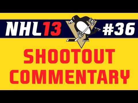 NHL 13: Shootout Commentary ep. 36